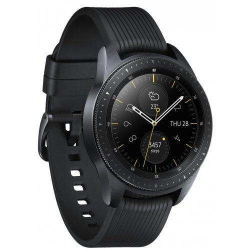 Фото Умные часы Samsung Galaxy Watch 42mm SM-R810 (SM-R810NZKASEK) Black