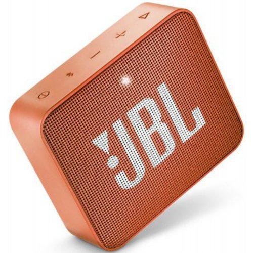 Фото Портативная акустика JBL GO 2 Coral Orange