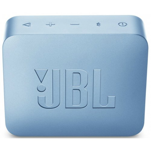 Фото Портативная акустика JBL GO 2 Icecube Cyan