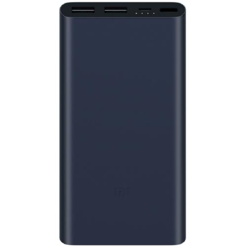 Фото Універсальний акумулятор Xiaomi Mi Power Bank 2S 10000 mAh (PLM09ZM) Black