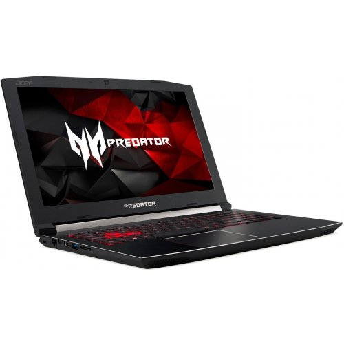 Фото Ноутбук Acer Predator Helios 300 PH315-51-50QL (NH.Q3HEU.020) Shale Black
