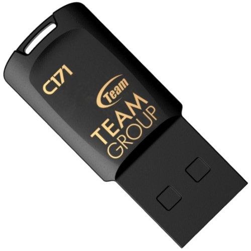 Фото Накопитель Team C171 32GB USB 2.0 (TC17132GB01) Black