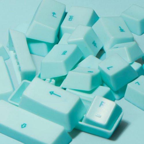 Фото Сменные клавиши для клавиатуры Mionix WEI Keycaps (MNX-05-27002) Ice Cream