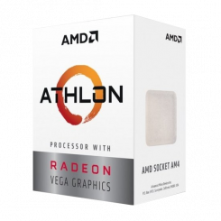 AMD Athlon 200GE 3.2GHz sAM4 Box (YD200GC6FBBOX)