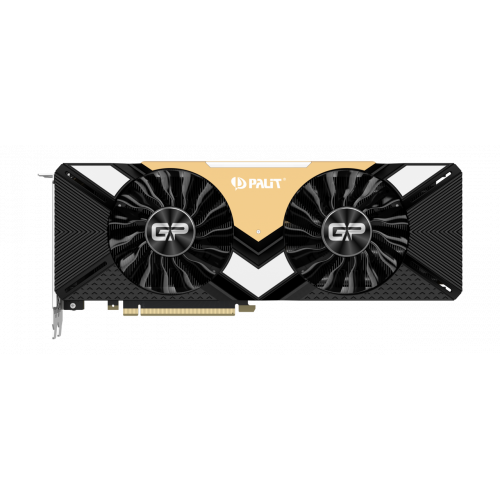 Фото Видеокарта Palit GeForce RTX 2080 Ti Gaming PRO 11264MB (NE6208TT20LC-150A)