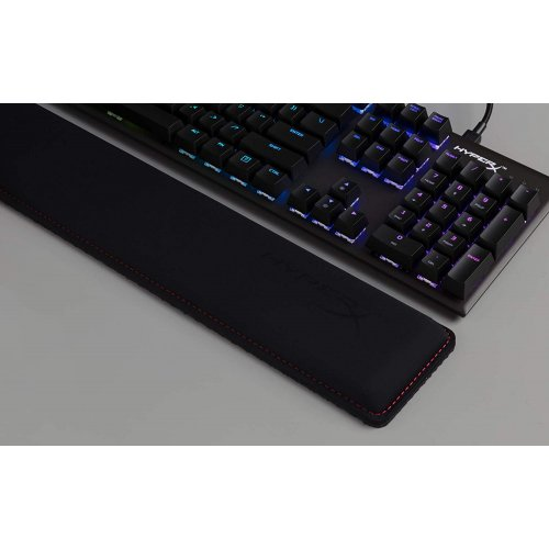 Фото Подставка для рук HyperX Wrist Rest Ergonomic Keyboard Accessory (HX-WR)