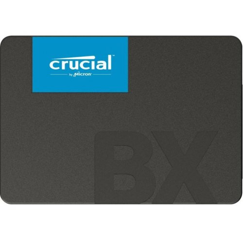 "Фото SSD-диск Crucial BX500 3D NAND 120GB 2.5"" (CT120BX500SSD1)"