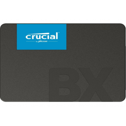 "Фото SSD-диск Crucial BX500 3D NAND 240GB 2.5"" (CT240BX500SSD1)"