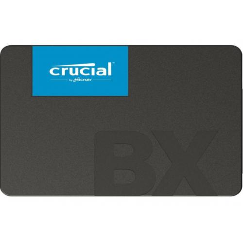 Фото SSD-диск Crucial BX500 3D NAND 240GB 2.5