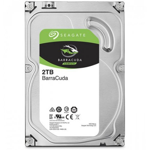 Фото Seagate Barracuda 2TB 256MB 7200RPM 3.5
