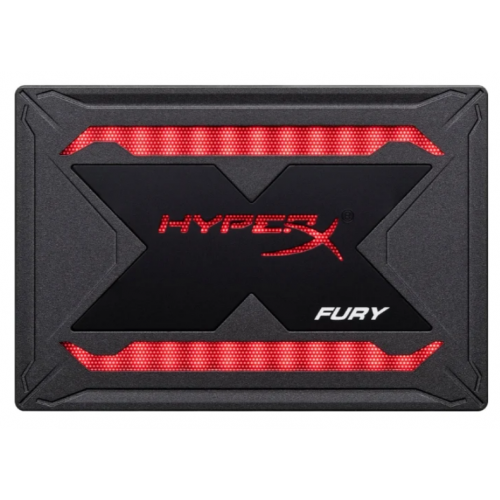 Фото SSD-диск Kingston HyperX Fury RGB 3D TLC 240GB 2.5