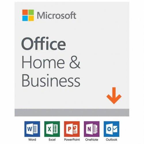 Фото Офісний додаток Microsoft Office Home and Business 2019 English Medialess (T5D-03245)