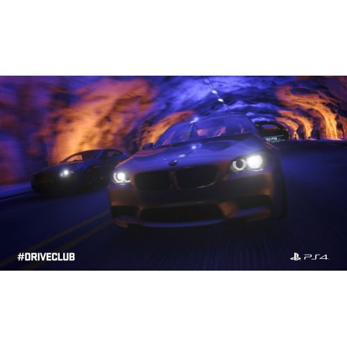 Фото Игра для PS4 DriveClub RU (PS4) Blu-ray