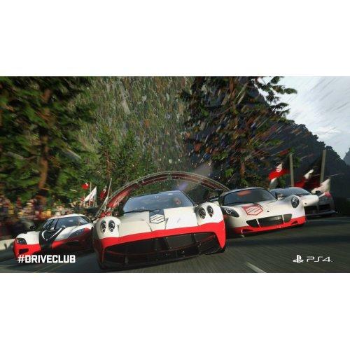Фото Игра для PS4 DriveClub RU (PS4) Blu-ray