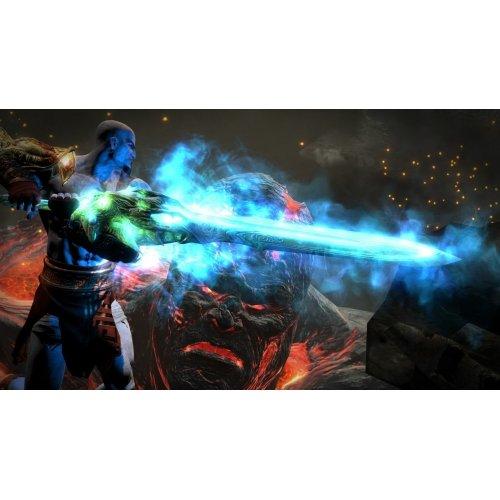 Фото Игра для PS4 God of War 3. Обновленная версия RU (PS4) Blu-ray