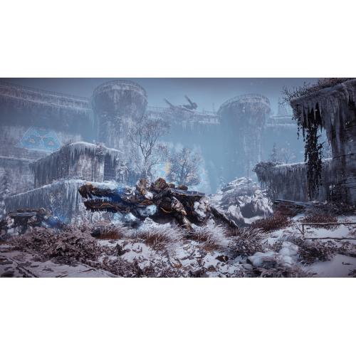 Фото Игра для PS4 Horizon Zero Dawn. Complete Edition RU (PS4) Blu-ray