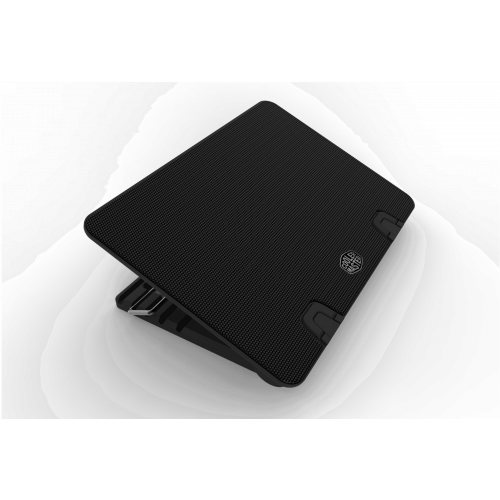 Фото Подставка для ноутбука Cooler Master Ergostand IV (R9-NBS-E42K-GP) Black