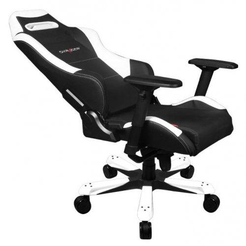 Фото Игровое кресло DXRacer Iron (OH/IS11/N) Black/White