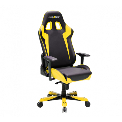 Фото Кресло DXRacer King (OH/KS00/N) Black/Yellow