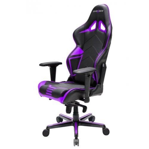 Фото Игровое кресло DXRacer Racing (OH/RV131/N) Black/Violet