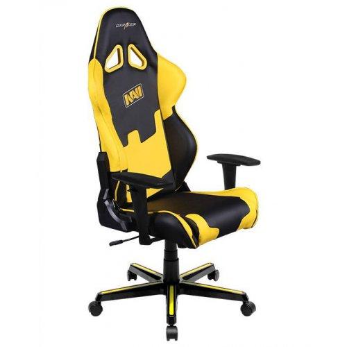 Фото Кресло DXRacer Racing NAVI Special Edition (OH/RZ21/NY/NAVI) Black/Yellow