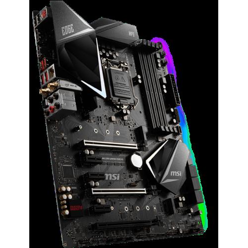 Фото Материнская плата MSI MPG Z390 GAMING EDGE AC (s1151-v2, Intel Z390)