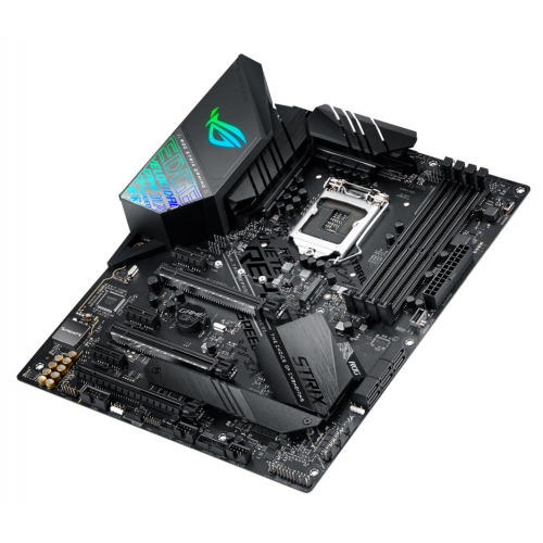 Фото Asus ROG STRIX Z390-F GAMING (s1151-v2, Intel Z390)