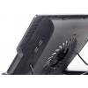 Фото Подставка для ноутбука Gembird NBS-1F17T-01 Black