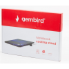 Фото Подставка для ноутбука Gembird NBS-2F15-01 Black