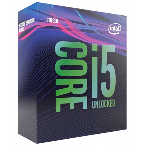 Фото Процессор Intel Core i5-9600K 3.7(4.6)GHz 9MB s1151 Box (BX80684I59600K)
