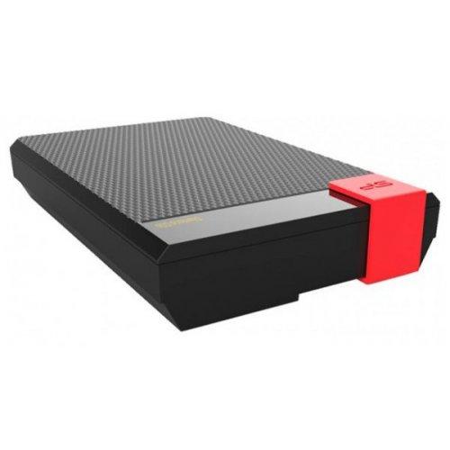 Фото Внешний HDD Silicon Power Diamond D30 3TB (SP030TBPHDD3LS3K) Black