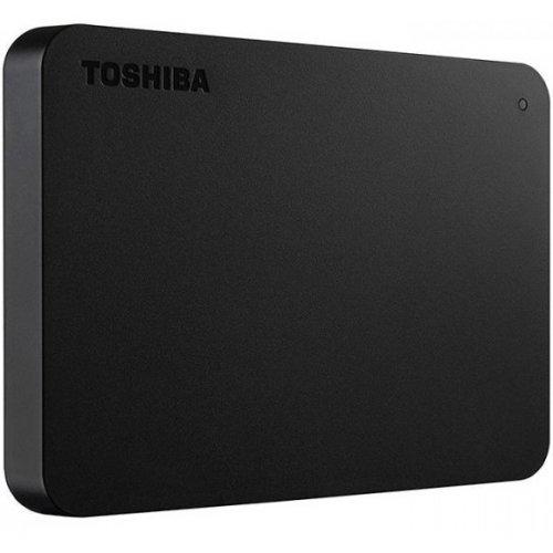 Фото Внешний HDD Toshiba Canvio Basics 2TB (HDTB420EK3AA) Black