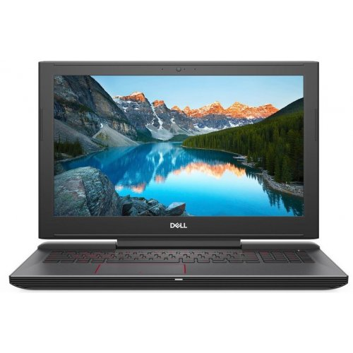 Купить Ноутбуки, Dell Inspiron G5 15 5587 (G559161S2NDL-60B) Black