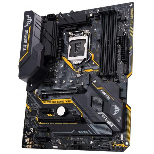 Фото Asus TUF Z390-PLUS GAMING (WI-FI) (s1151-v2, Intel Z390)