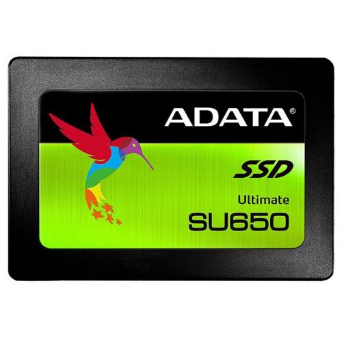 Фото ADATA Ultimate SU650 3D NAND TLC 480GB 2.5