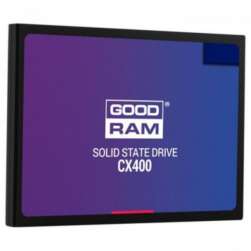 Фото SSD-диск GoodRAM CX400 TLC 256GB 2.5