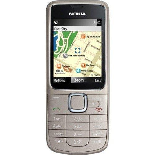 Фото Мобильный телефон Nokia 2710 classic Navi Silver
