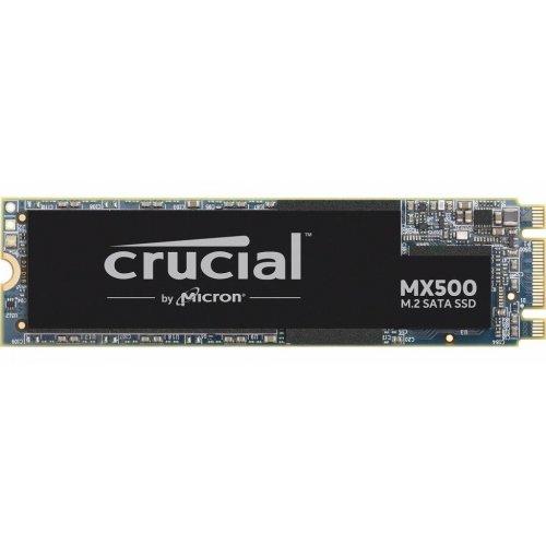 Фото Crucial MX500 3D NAND 1TB M.2 (2280 SATA) (CT1000MX500SSD4)