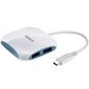 Фото USB-хаб Apacer AP350 USB 3.1 4-ports (APAP350W-1) White