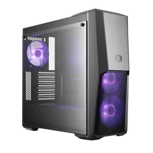 Фото Корпус Cooler Master MasterBox MB500 RGB Window без БП (MCB-B500D-KGNN-S00) Black