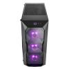 Фото Корпус Cooler Master MasterBox TD500 RGB Window без БП (MCB-D500D-KANN-S00) Black