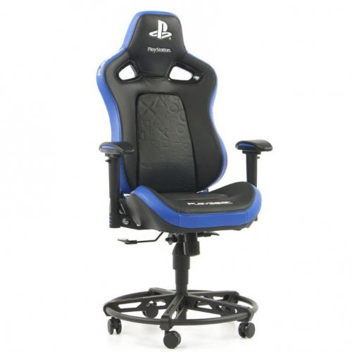 Фото Кресло Playseat L33T Playstation (GPS.00172) Black/Blue