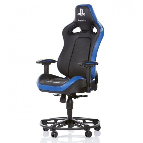 Фото Игровое кресло Playseat L33T Playstation (GPS.00172) Black/Blue