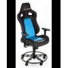 Фото Игровое кресло Playseat L33T (GLT.00144) Black/Blue