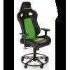 Фото Игровое кресло Playseat L33T (GLT.00146) Black/Green