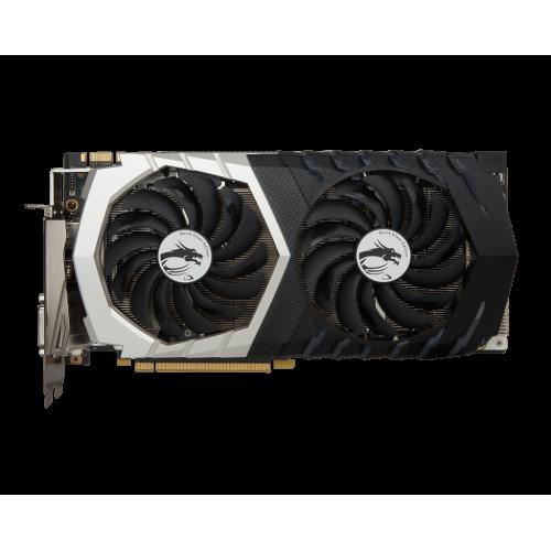 Фото Видеокарта MSI GeForce GTX 1070 Quick Silver 8192MB (GTX 1070 Quick Silver 8G FR) Factory Recertified