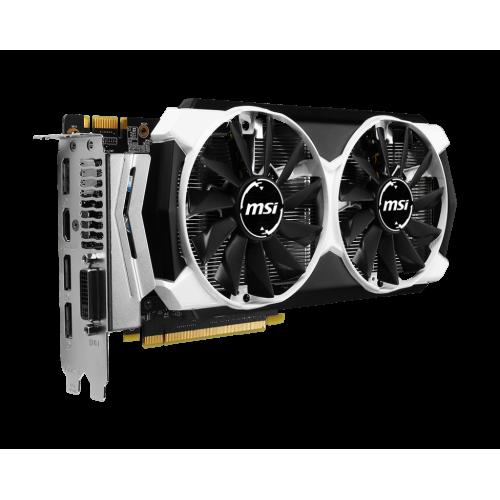 Фото Видеокарта MSI GeForce GTX 960 OC 2048MB (GTX 960 2GD5T OC FR) Factory Recertified