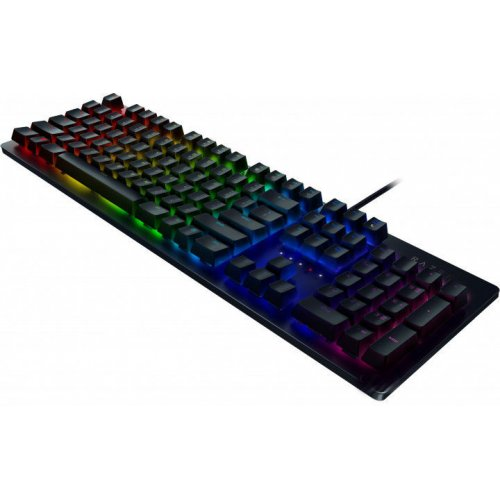 Фото Игровая клавиатура Razer Huntsman OPTO-MECHANICAL SWITCH (RZ03-02521100-R3R1) Black