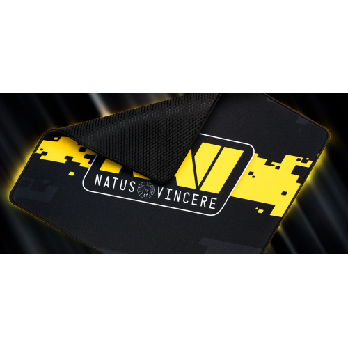Фото Коврик для мышки Kingston HyperX Fury S Pro NaVi Gaming Mouse Pad M (HX-MPFS-M-1N) Black