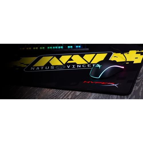 Фото Коврик для мышки Kingston HyperX Fury S Pro NaVi Gaming Mouse Pad L (HX-MPFS-L-1N) Black